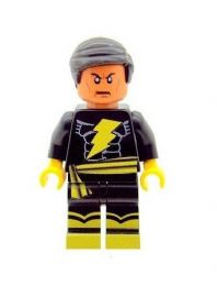 Black Adam Archenemy of the superhero, Captain Marvel - Custom Designed Minifigure